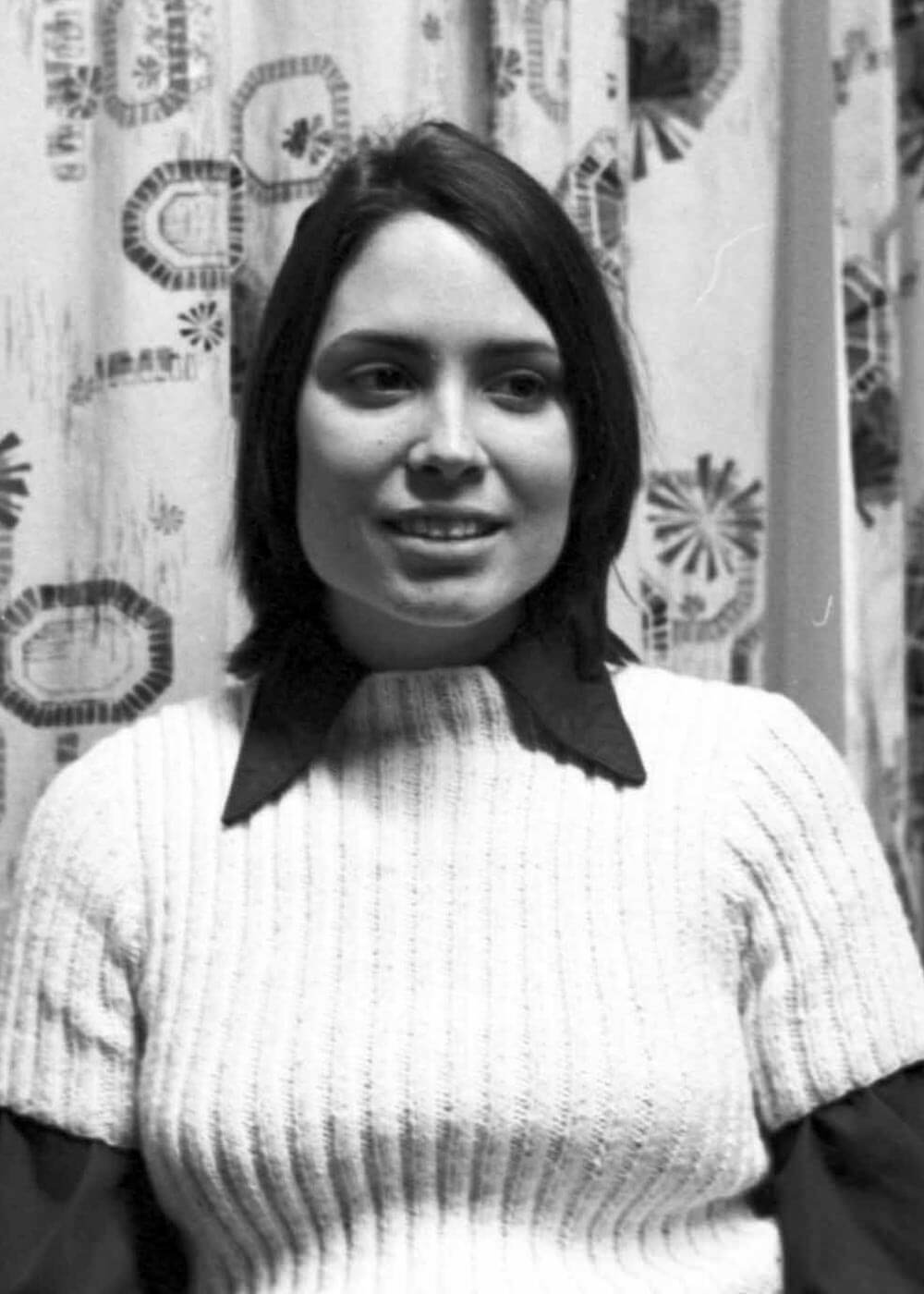 Marianne O'Connor named valedictorian - 1974
